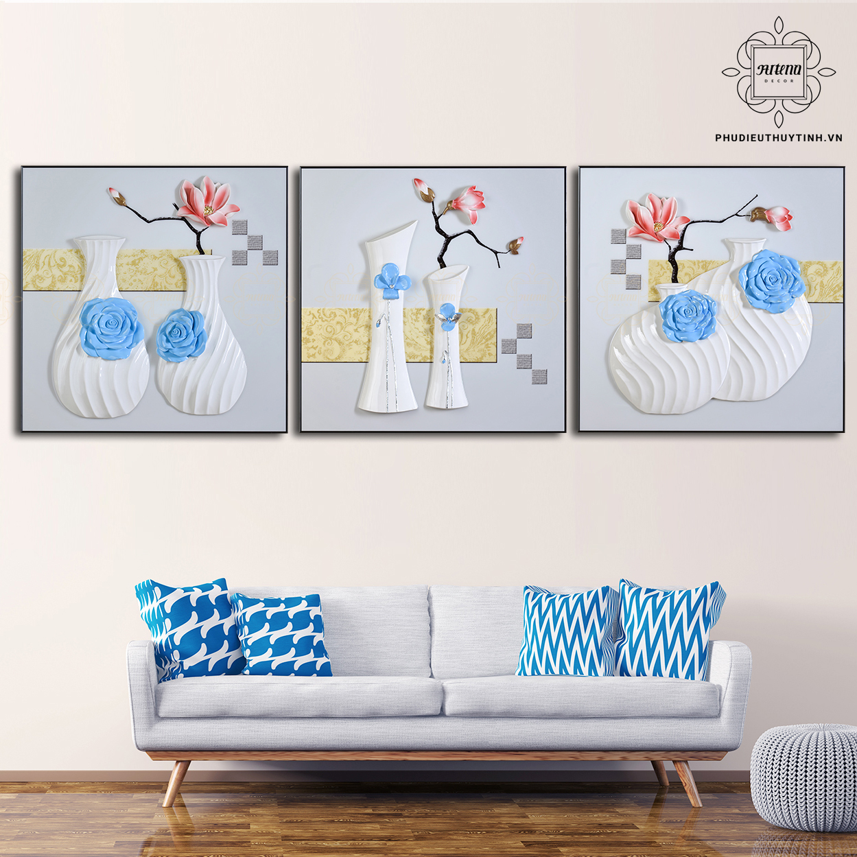 Chọn được những bức tranh treo tường đẹp, ý nghĩa thể hiện sự tinh tế của bạn