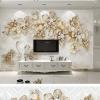 Tranh phù điêu 3D gạch men có thể chống chọi tốt với môi trường - Nguồn ảnh: noithat89.vn