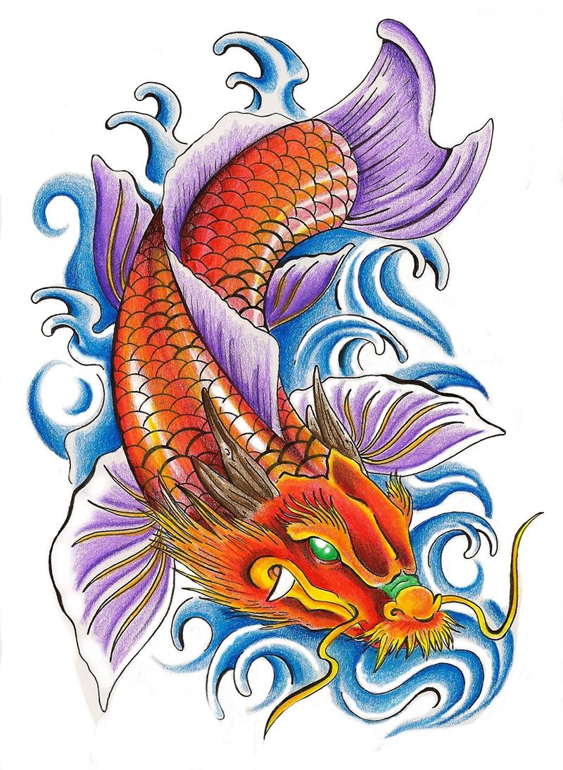 """Truyền thuyết """"Cá chép hóa rồng"""" để lại nhiều bài học về lòng dũng cảm cho thế hệ sau"""