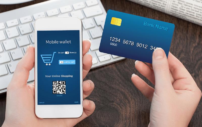 Thủ tục thanh toán trên mạng khá đơn giản nếu bạn có thẻ tín dụng