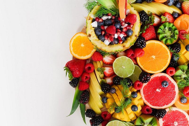 Hình ảnh món ăn tươi ngon làm kích thích vị giác