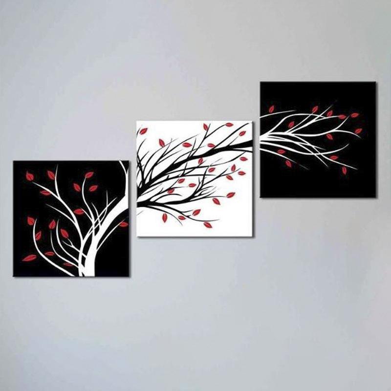 Sử dụng những bức tranh có các nội dung nối liền nhau giúp nhà bạn trong nghệ thuật hơn - Nguồn: Alan.vn
