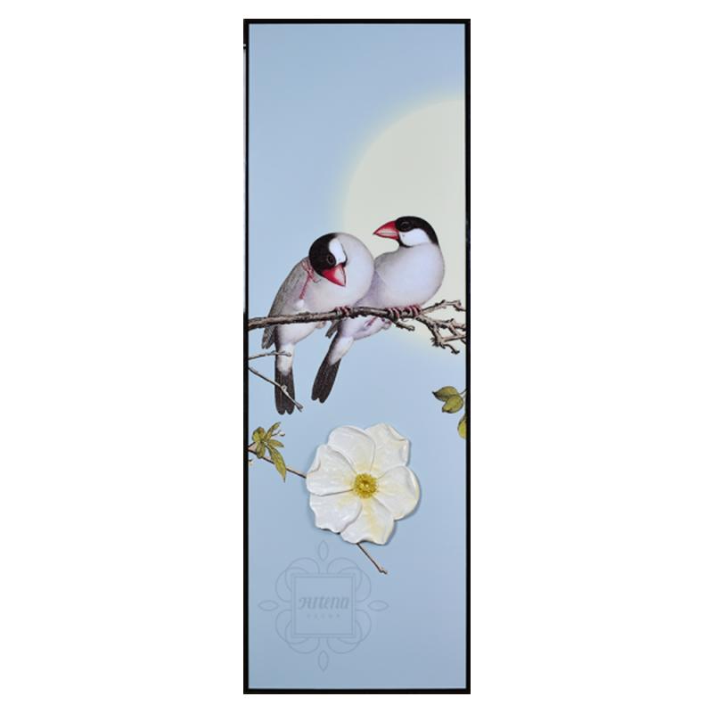 Đôi chim uyên ương là biểu tượng mạnh mẽ nhất về tình yêu đôi lứa