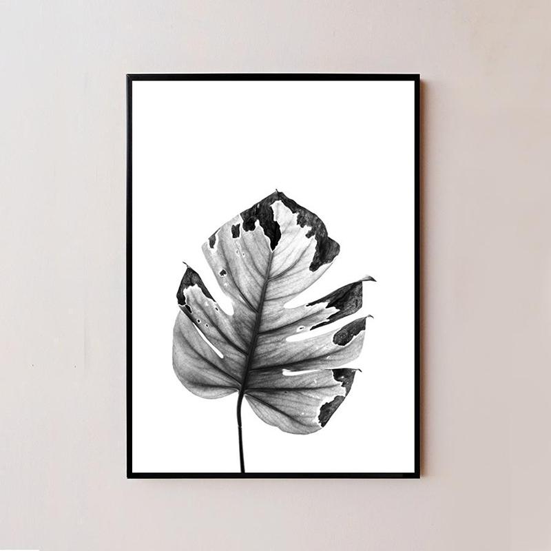 Nội dung của những bức tranh trắng đen thường rất đơn giản, dễ hiểu - (nguồn ảnh: sonice.vn)