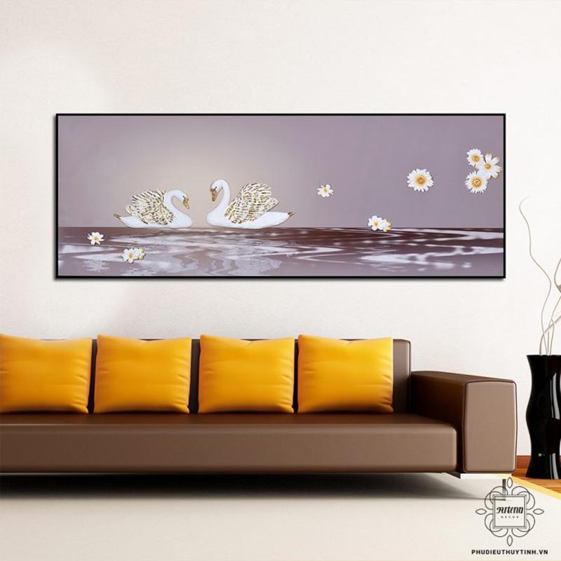 Thiên nga là loài vật tượng trưng cho sự thủy chung