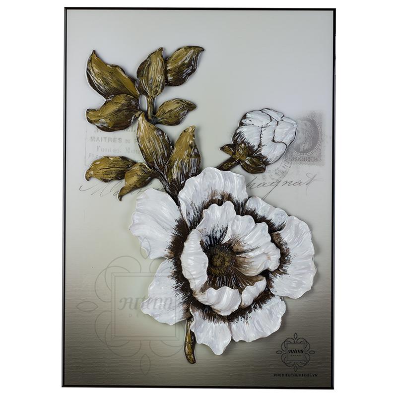 Tranh mẫu đơn lựa chọn hoàn hảo dành cho người tuổi Dậu yêu hoa