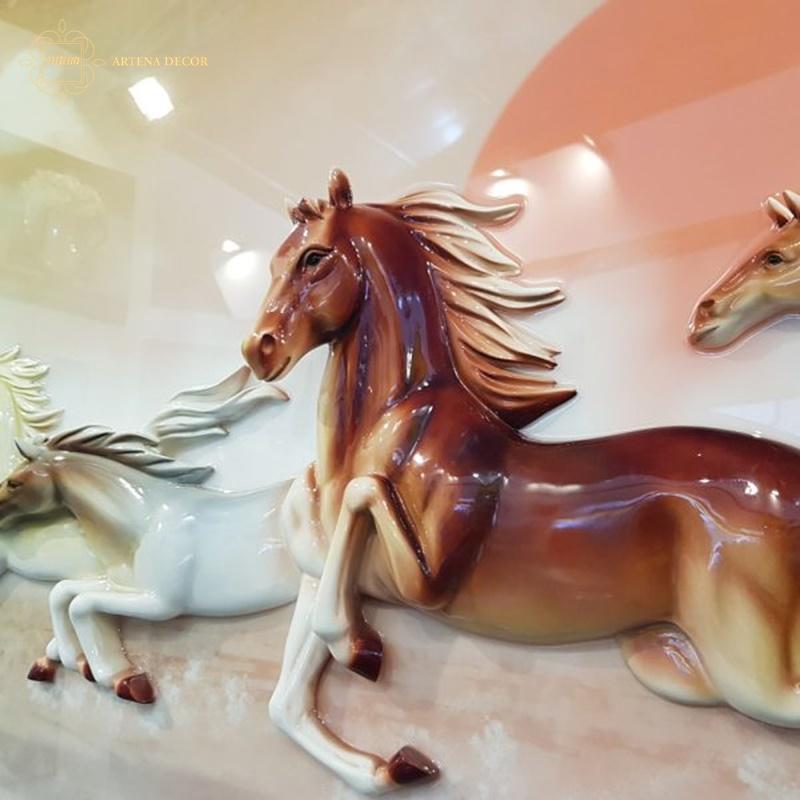 Hình ảnh những chú ngựa oai phong, hình dũng