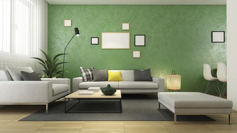 Không gian nội thất nên sử dụng các màu trung tính, gợi nhắc đến thiên nhiên