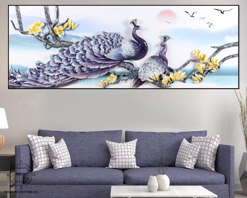 Ngày càng có nhiều người thích sử dụng tranh treo tường để trang trí nhà ở Artena Decor