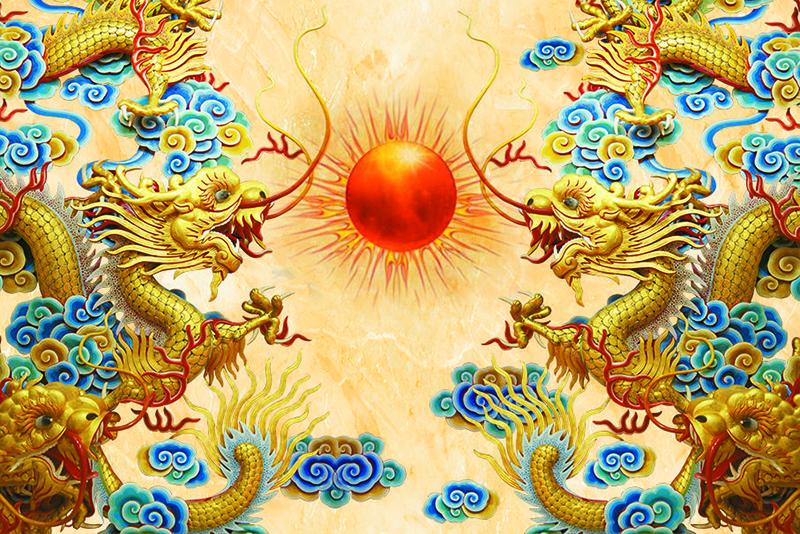 Rồng - Linh vật tượng trưng cho sức mạnh và quyền lực