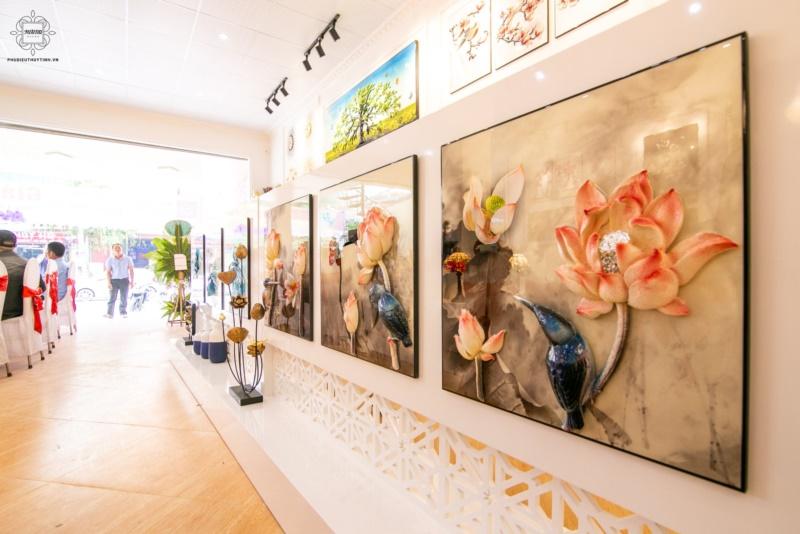 Cùng Artena Decor trải nghiệm dịch vụ mua tranh tuyệt vời
