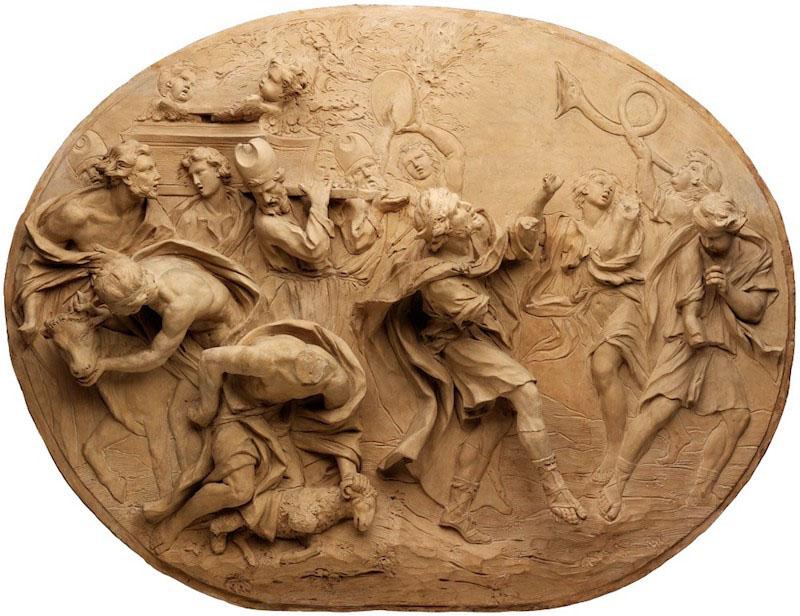 Tranh phù điêu gỗ không chỉ mang ý nghĩa về mặt nghệ thuật mà còn có cả ý nghĩa tâm linh