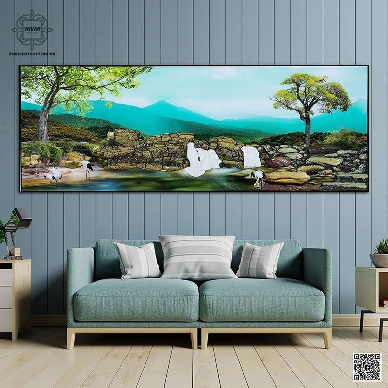 mua tranh treo tường ở Hà Nội