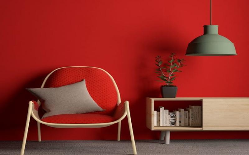 Những vật phẩm có màu đỏ thường được dùng để trang trí trong nhà để gia tăng cát lộc