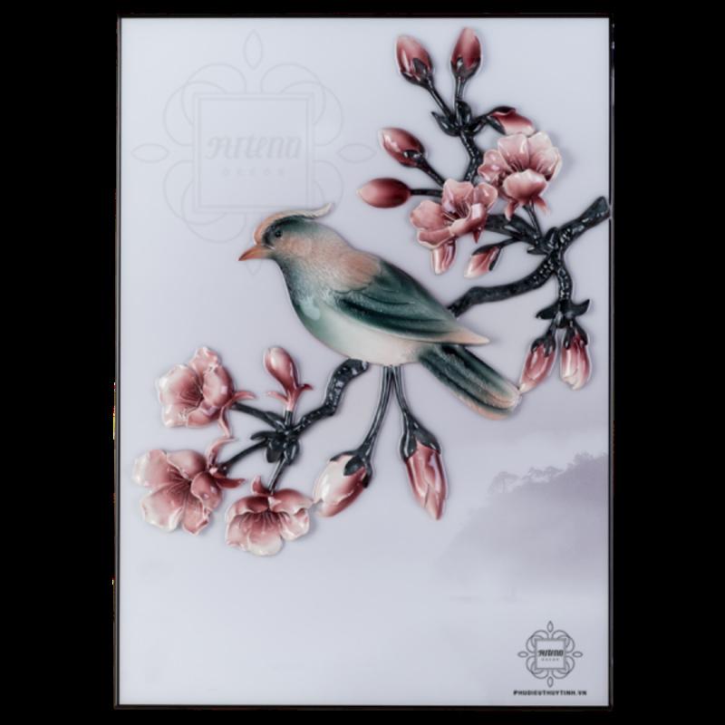 """""""Vọng thác"""" - bức tranh mang đậm chất thơ"""