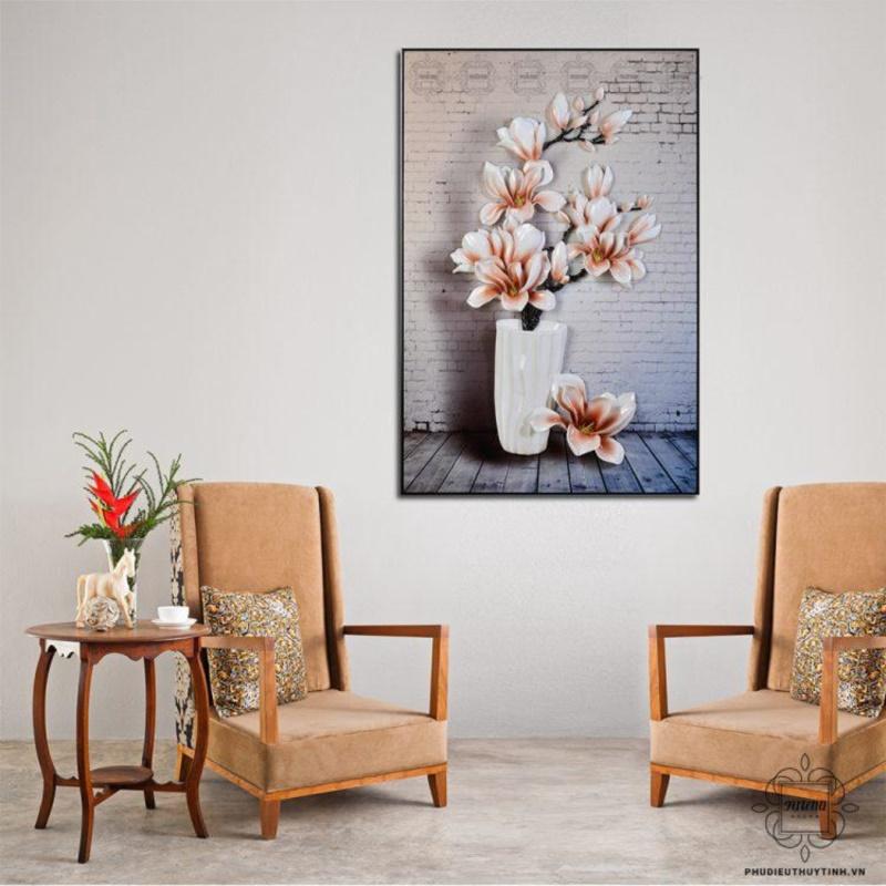 bộ tranh treo tường Mộc Lan Uyển Nữ