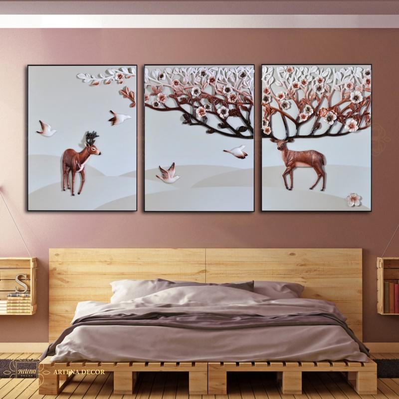 mua tranh treo tường đẹp ở Hà Nội