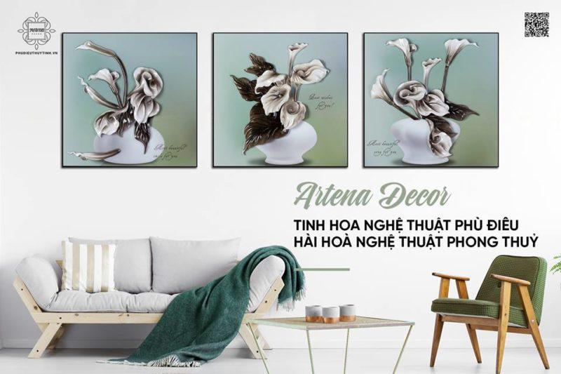 Artena Decor - Địa chỉ cung cấp tranh 3D uy tín, chất lượng tại Hà Nội
