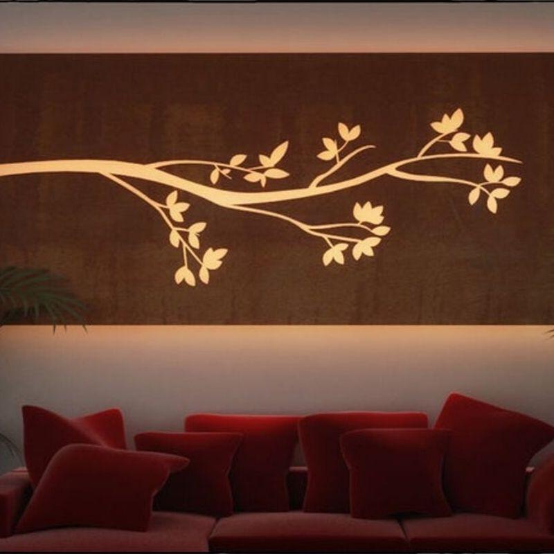 Tranh gỗ thường gắn liền với các hình ảnh phong thủy