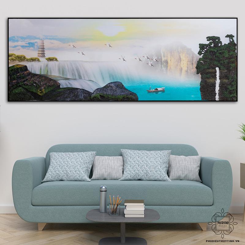 Bồng Lai là bức tranh phong cảnh được nhiều người yêu thích