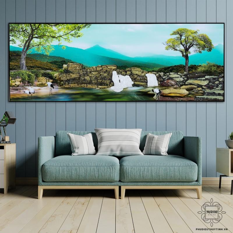 Giá cả của tranh treo tường thường rất đa dạng
